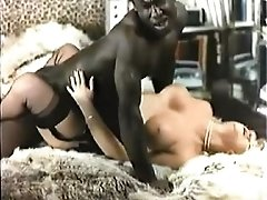 Retro Interracial Blonde Porn 1