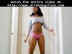 Sexy Ebony Teen Twerks Sweet Booty Cakes Pg Ameman