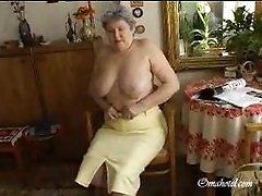 Grannies big tits