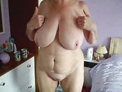 My busty mom fully nude selftape Stolen video