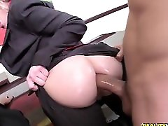 Big Ass Wants A Dick In The Office