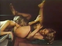 Lilly Marlene & Ronnie Dickson Lesbian Passion Pit