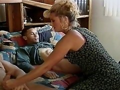 Mature johnni black, scene from 18 and anal