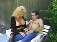 Mature blonde mature got a good assfuck outdoorsfdcr.flv