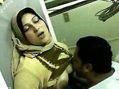 Hijab niqab milf fucking cheating