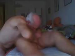 Grandpa Lick Grandma Pussy On Cam