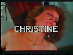 Christa folle de son sexe aka Cristhine 1979