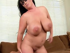 Busty Indianna Likes Cock
