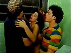 Made In Brazil 1985 Threesome Erotic Scene Mfm
