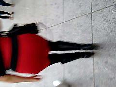 Short Video Chica De Rojo
