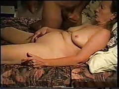 Pervert Mature On Homevideo
