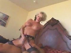 40 Nympho Cums On His Cock