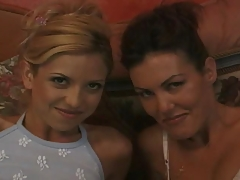 Allysin Chaynes with Friend Shut Up and Blow Me