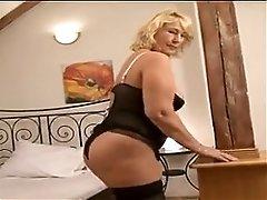 Top enormous granny enjoys a admirable fuck