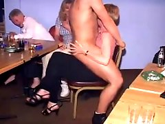 British Women At Cfnm Stripper Party Part1
