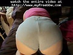 Wife Shaking Booty BBW Fat Bbbw Sbbw Bbws BBW Porn Plum