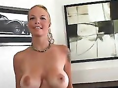Blonde Busty Milf Fucked
