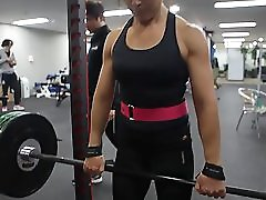 Korean Muscle mom 05