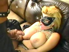 Freaks Of Nature Leather Slut And 18 Inches
