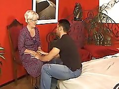 Older woman wants only younger men