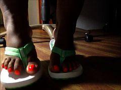 Mstiye New Yorks Own Mature Foot Goddess