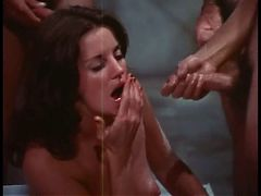 The Ultimate Pleasure 1977 Group blowjob scene