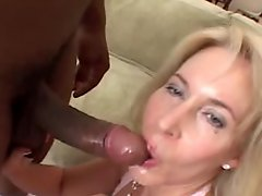 Erica Sexy Mature Milf 1st Time Black Cock Anal!