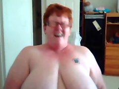Mature Headred With Big Saggy Boobs Negrofloripa
