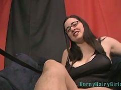 Hairy Lesbian Slave