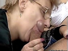 Nasty Old Sluts Go Crazy Sucking Cocks And Getting Fuck