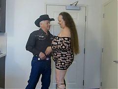 Silver Stallion Fucks His Bitch