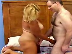TANNED MILF GETS FUCKED BY AN UGLY GUY JB R