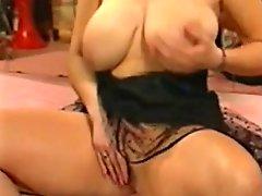 Reife Frau In Double Action