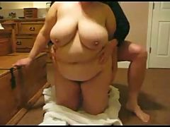 Busty bbw doggystyle