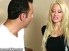 TrickySpa Blonde MILF's Revenge SexTape