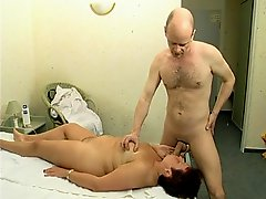 Mature Beauty Gets A Massage Then Fucks