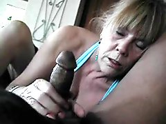Mature BBC Sucker