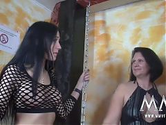 MMV FILMS Meli with the Fetish Amateurs