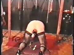 Slave Marie Training