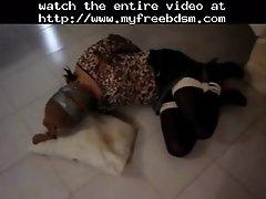 Castigando A Brenda Sumisa BDSM Bondage Slave Femdom Do