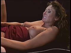 Sweet Cherry Mirage Fucks Teen Slut With Dildo