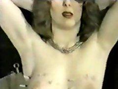 Vintage MILF Slave 3 Of 3