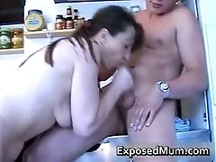 Preparing Dinner And Sucking Cock For Hubby 3 By Expose