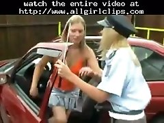 Busted For Being Too Sexy 1 Lesbian Girl On Girl Lesbi