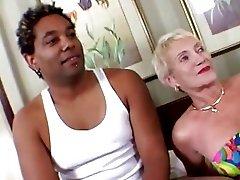 Granny Loves Younger Dark Cock