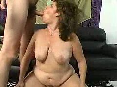 Mature Woman Big Ass