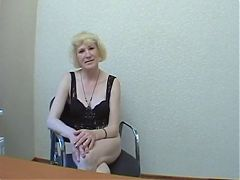Casting Russian Mature