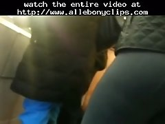 Candid Jamaican MILF Bubbled Out Booty Black Ebony Cums