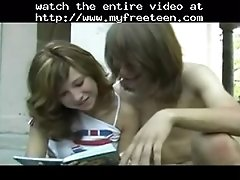 Cute Russian Teen Outdoor Sex Teen Amateur Teen Cumshot