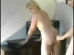 Stepmother fucks him